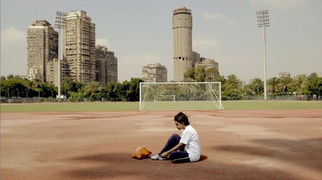 Beeld uit Amal, de Egyptische openingsfilm van IDFA.