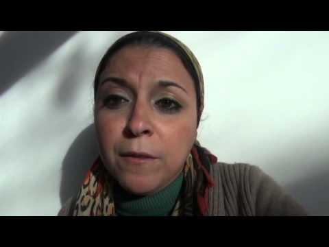 Esraa Abdel Fattah ©Youtube channel PolisMultimedia