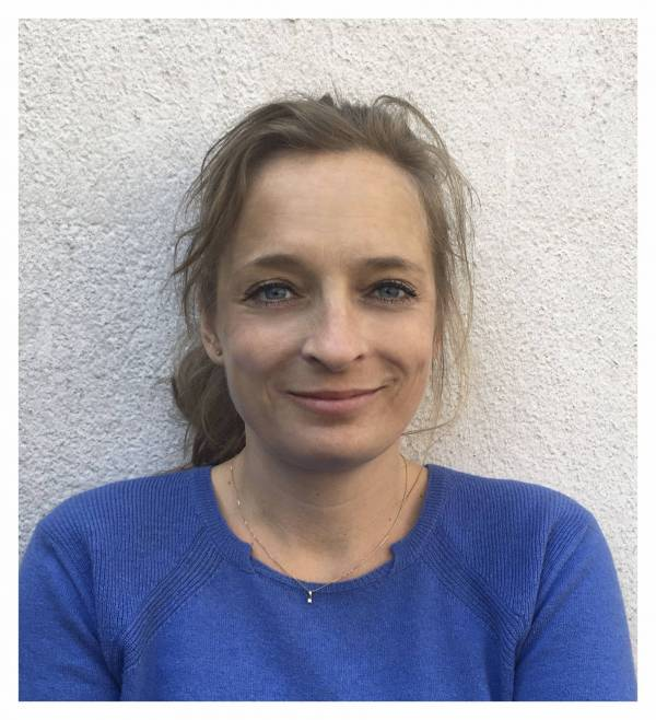 Eva Ludemann: 'De lethargie of angst die er vroeger onder de gehele Arabische bevolking heerste, is weg.' © Uitgeverij Boom