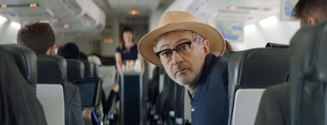 Elia Suleiman in zijn film 'It must be heaven'.