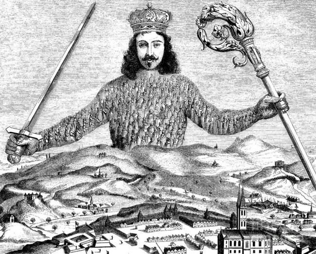 De Leviathan van Thomas Hobbes