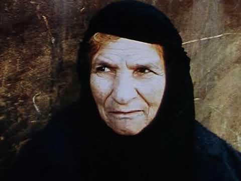 Indringend portret, gesneden uit de documentaire 'De Palestijnen' van Johan van der Keuken (1975)