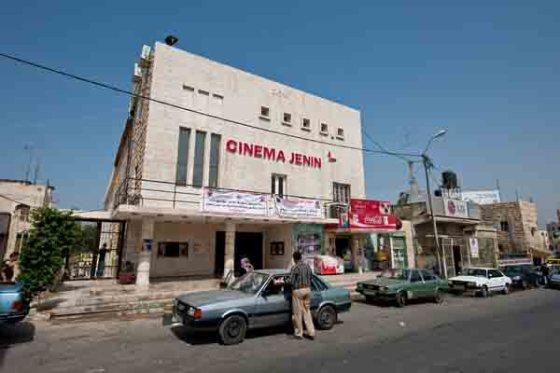 Cinema Jenin, dat geen lang leven was beschoren