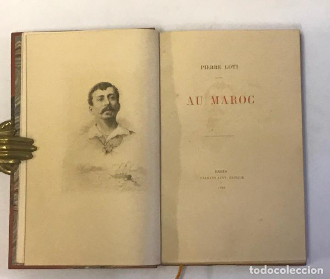 Oriëntaalse romantiek: 'Au Maroc'