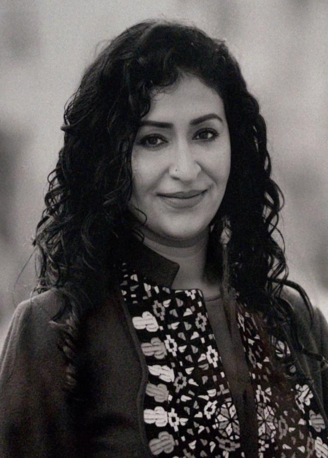 Sahar Jahish ©Goedele Monnens